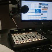 Studio Panel and Mic