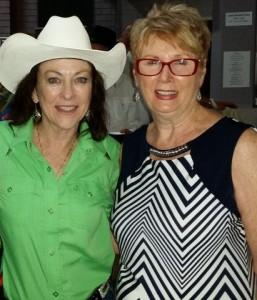 Rhonda, Kathy & Di Lindsay