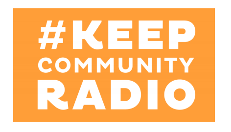Keep Radio In the Community