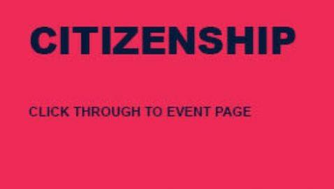 AUSTFEST 2017 – Citizenship
