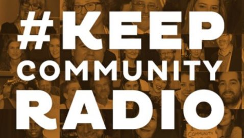 Exciting news for community radio