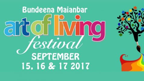 Bundeena's 'Art of living' Festival